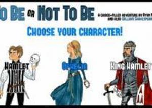 Шекспировского `Гамлета` превратят в интерактивный комикс