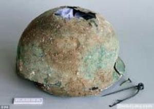 В Британии нашли шлем наемника I в. до н.э.