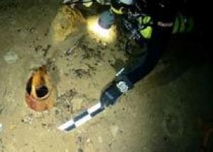 В мексиканских пещерах найдена керамика майя