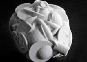 Художник Густав Мецгер представил в Лондоне новаторскую скульптуру