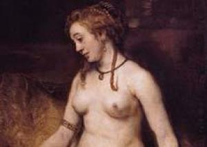 Физики опровергли диагноз модели Рембрандта