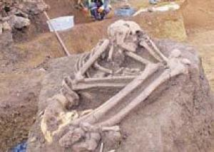 В Турции найдено поселение возрастом 8.5 тыс. лет