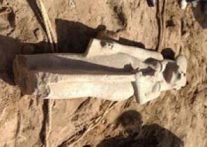 В Египте найдена статуя богини Сехмет
