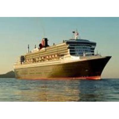 Британский лайнер станет отелем в Дубае