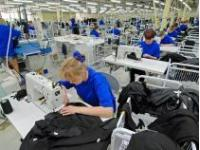 В Городище открыто новое швейное производство