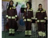 Киевские коммунальщики получили новую спецформу