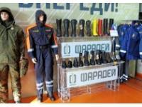 Межведомственная группа по боевой экипировке «примерила» образцы тамбовского «Фарадея»