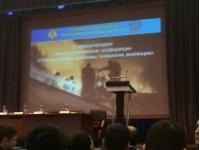 Современные решения для пожаротушения представили в Академии МЧС России