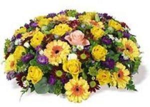 Смотр-конкурс `Цветочная поляна России`