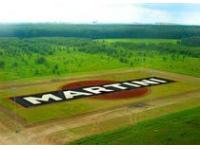 Бренд Martini расцвел в полях под Домодедово