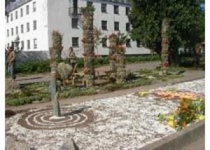 `Этнический сад` появился в Южно-Сахалинске