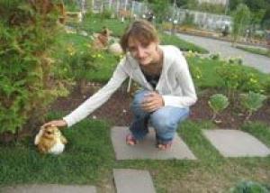 Житель Абакана готов привезти в Красноярск из столицы Хакасии парк `Сады мечты`