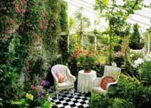 Откуда к нам пришла мода на зимние сады