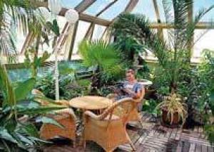 Зеленый мир под крышей