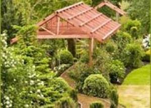 Как превратить пастбище лам в английский сад?