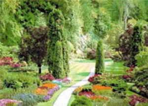 Преобразование сада - это настоящее искусство