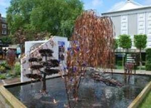 `Антикризисные` сады увидят гости Цветочного шоу в Челси