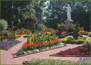 Ботанический сад Миссури отмечает свое 150-летие