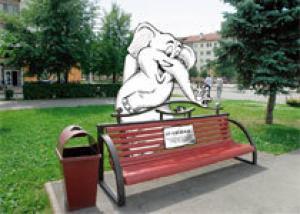 В Кемерове появится улыбающийся слоненок
