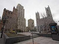 Оружейная площадь в Монреале – ансамбль архитектурных стилей