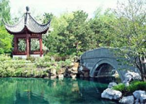 Декорации загородного дома: ЯПОНСКИЙ САД
