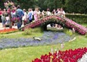 Компания ГазонCity приняла участие в международной выставке `Цветы-2009`