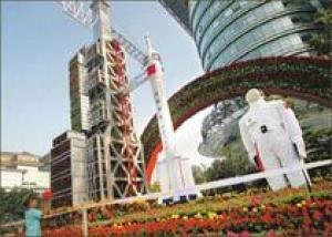 Пекин утонет в цветах