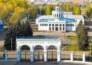 В Казани открылась X специализированная выставка `Дача. Ландшафт. Флористика`