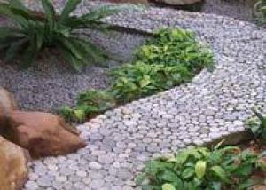 Дорожки и площадки из камня в вашем саду