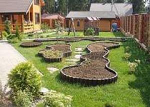 Стильный огород