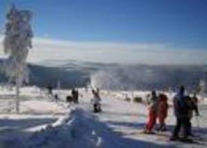 Лыжный сезон в Чехии открыт