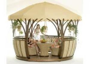 Мебель для двора загородной дачи