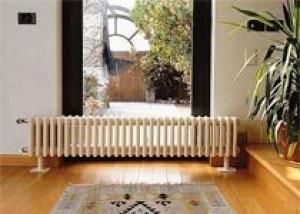 Использование современных радиаторов при обустройстве отопления в частном доме
