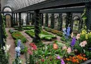 Кубанцам нравится французский сад