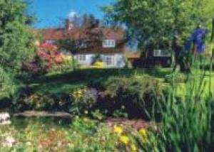 Пейзажный стиль садового участка