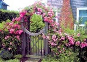 Ворота и калитка – сердце приусадебного участка