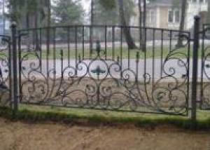 Забор для участка