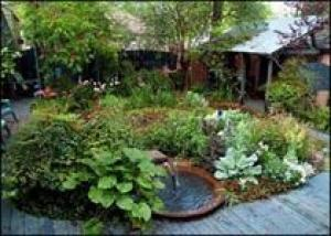`Сад моей мечты назвали калейдоскопом`