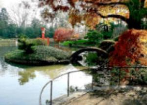 Строительство садового мостика