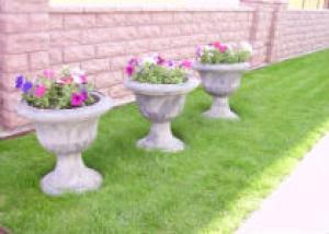 Вазоны в вашем саду