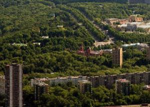 В Москве появится новая зеленая зона