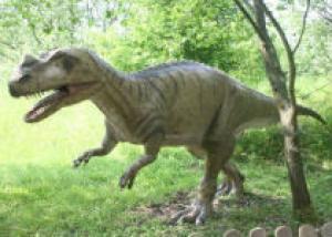 В Кировской области поселят динозавров