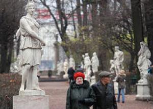 В мае 2012 года в Петербурге откроют Летний сад
