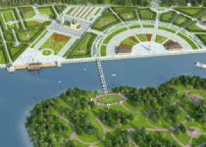 В Воронеже создадут парк в петровском стиле