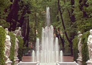 В Питере открылся Летний сад