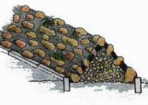 Каменистая гряда