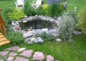 Земляные работы в саду