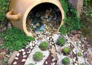 Контрасты и нюансы в проектировании сада