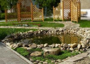 Все о гидроизоляции водоема