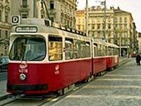 Экскурсионный трамвай появится в Вене